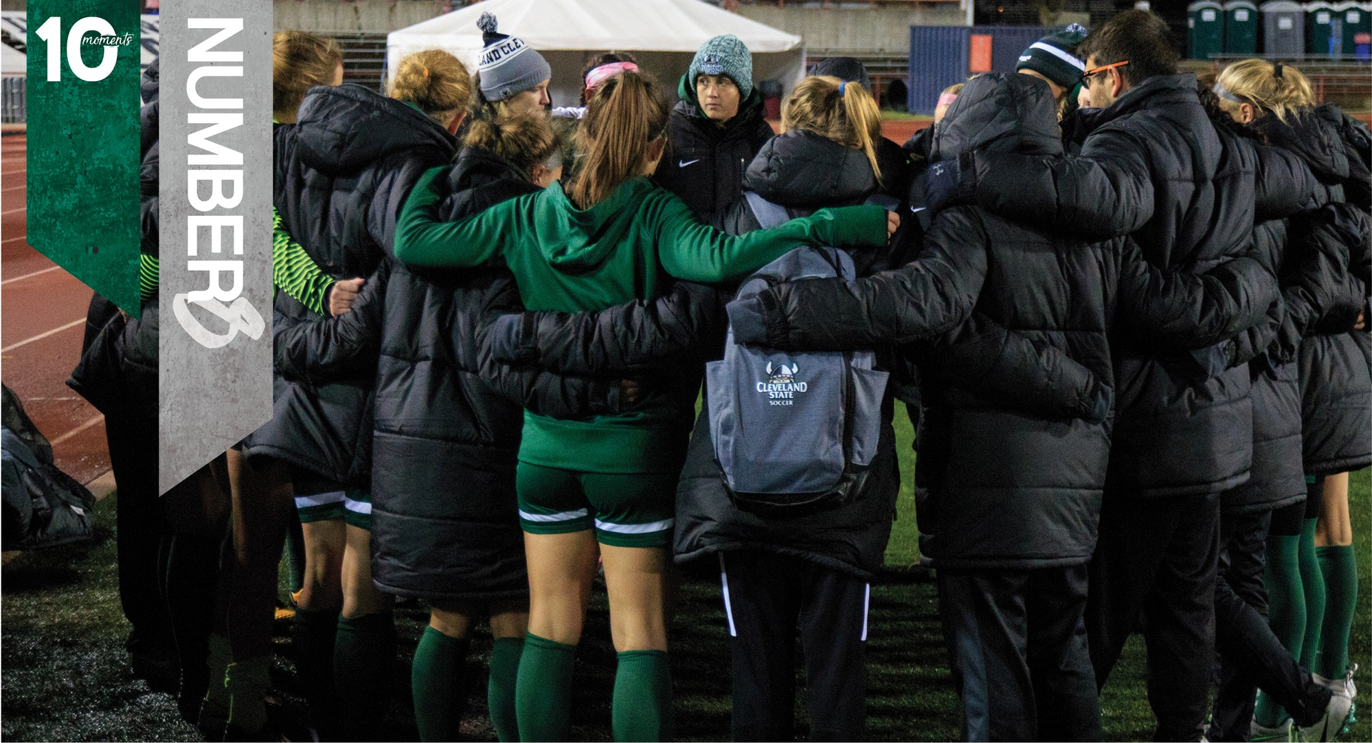 2017-18 CSU Athletics Top 10 Moments | #8 - Women's Soccer Clinches HL Tourney Bid With Win at Northern Kentucky