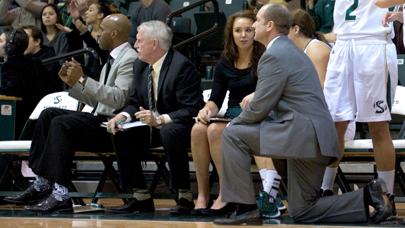 DIVERSE GROUP OF COACHES LEADING WOMEN'S BASKETBALL TO RECORD START