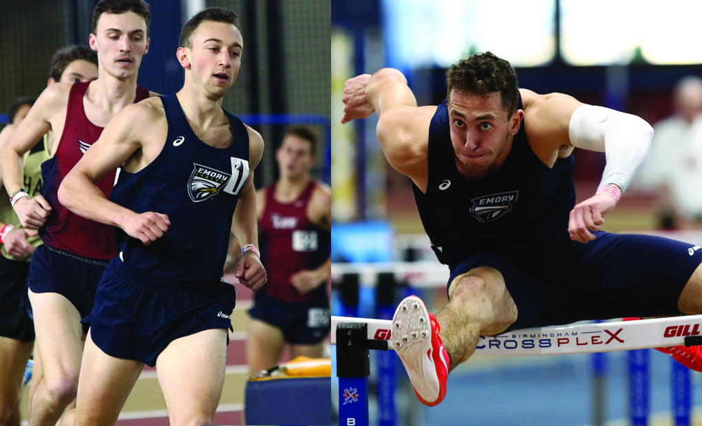 2017-18 Emory Men's Indoor Track & Field Season in Review