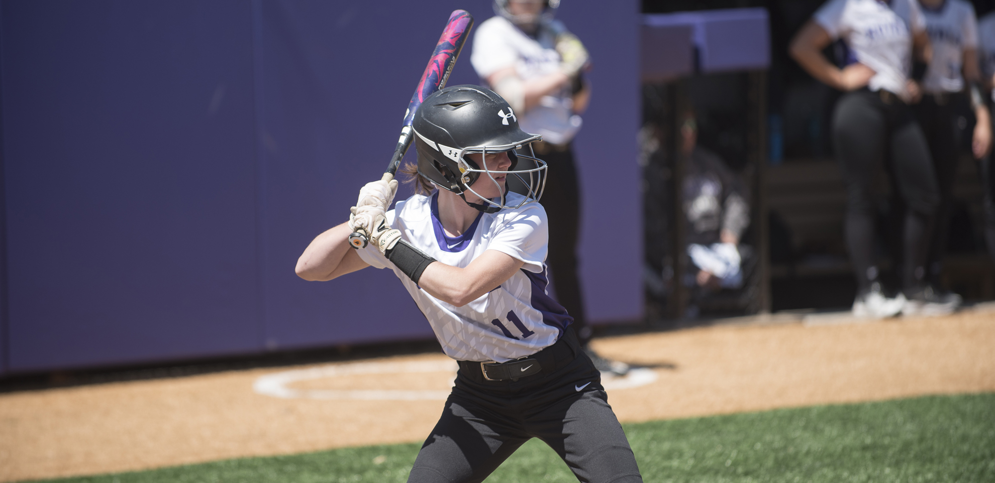 Mackenzie Duffy scored the game-winning run on Friday afternoon as Scranton defeated Susquehanna 2-1 to open the Landmark Conference Championships.