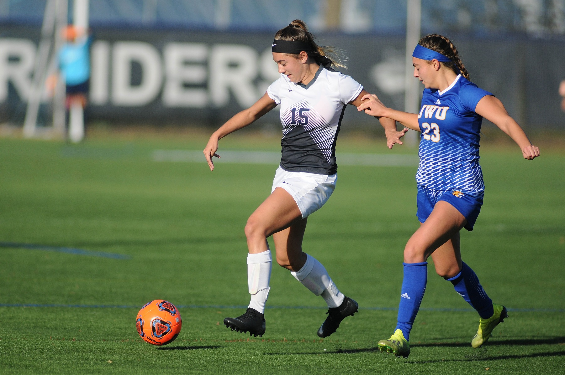 Women's Soccer: Mitchell nets first career goal in 3-0 win at Pine Manor