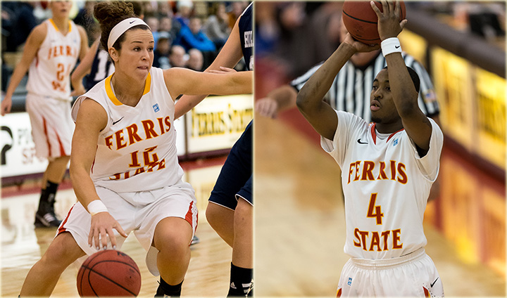 Ferris State Basketball Back At Home This Week For Two GLIAC Doubleheaders
