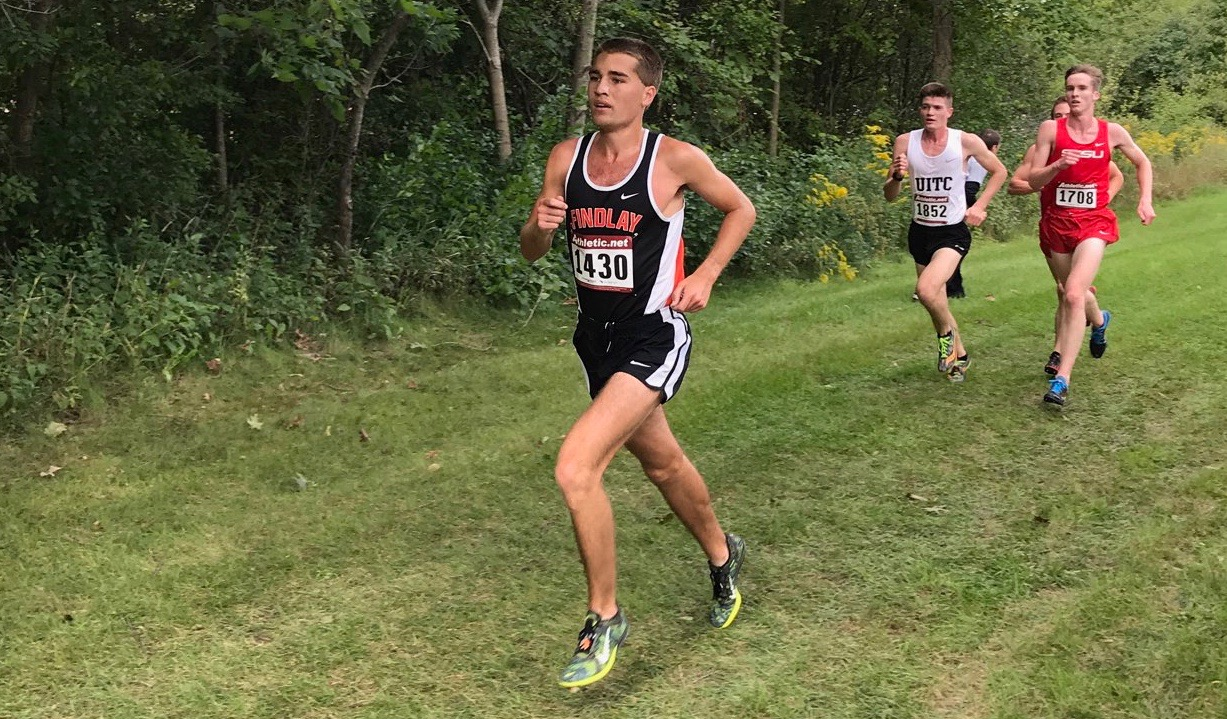 Oilers Compete in Calvin Knights Invite