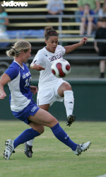 Santa Clara Women's Soccer Opens WCC Action With 1-0 Loss To No. 16 San Diego