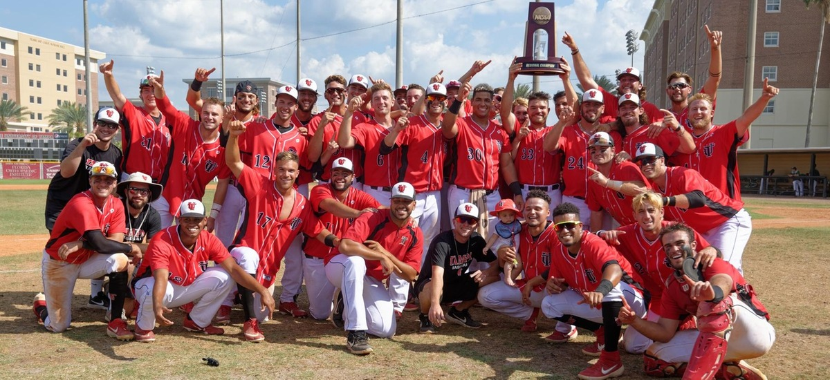 Tampa Advances To NCAA Division II Championship Series
