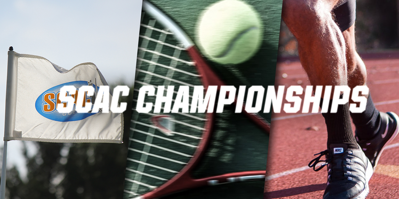 SCAC Spring Championship Websites Released