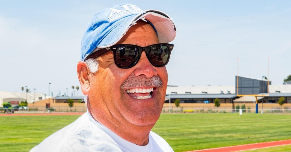 Retiring Track Coach Louie Quintana Named Western State Conference Coach of the Year