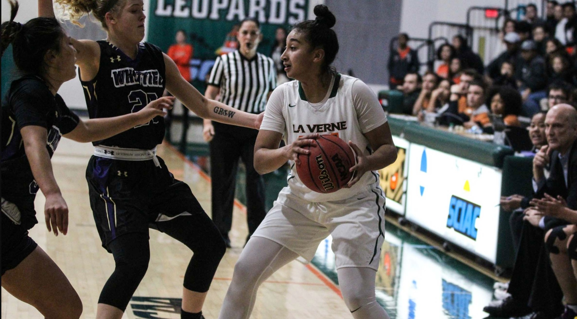 Garcia Silva leads Leopards over Redlands