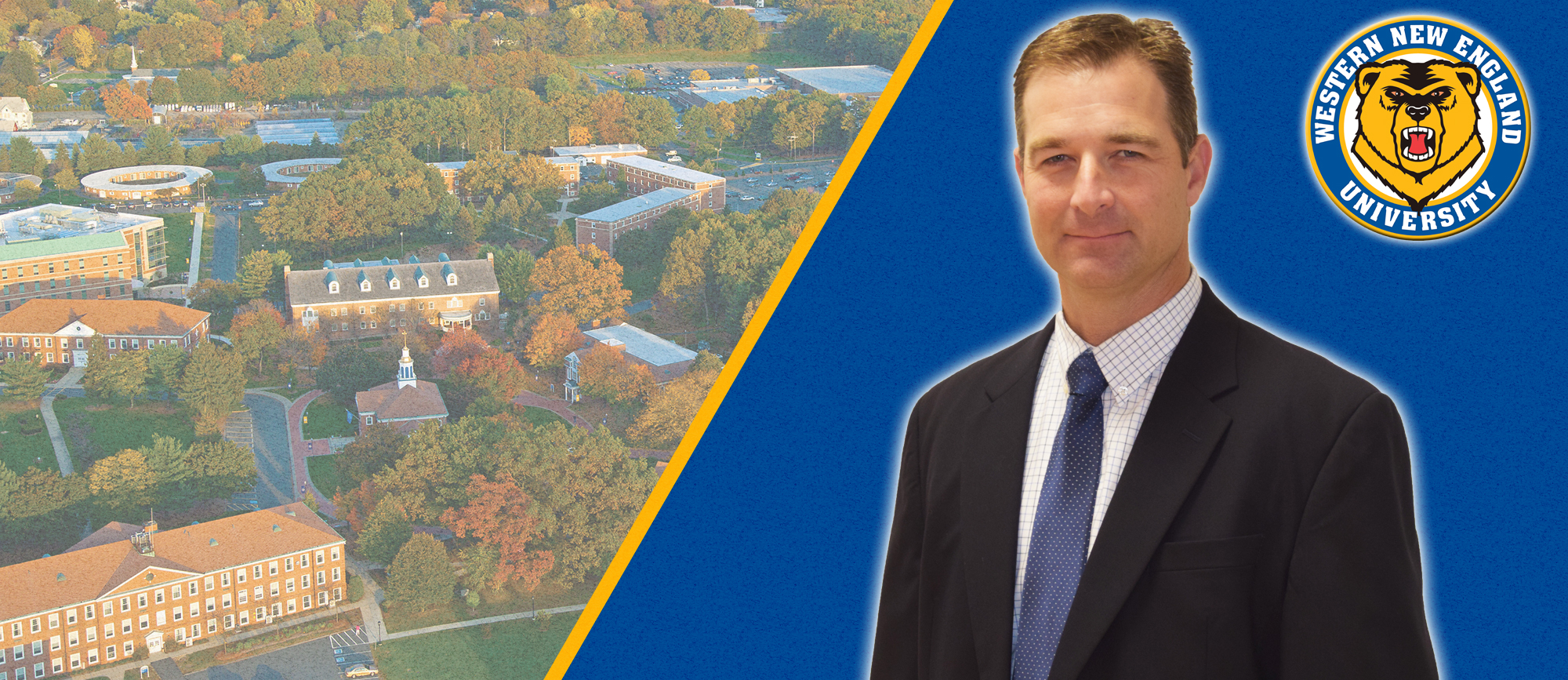 Matt LaBranche Named Athletic Director at Western New England University