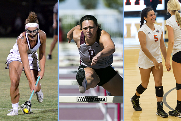 Three SCIAC Student-Athletes Selected for 2017 NCAA Career in Sports Forum in Indianapolis