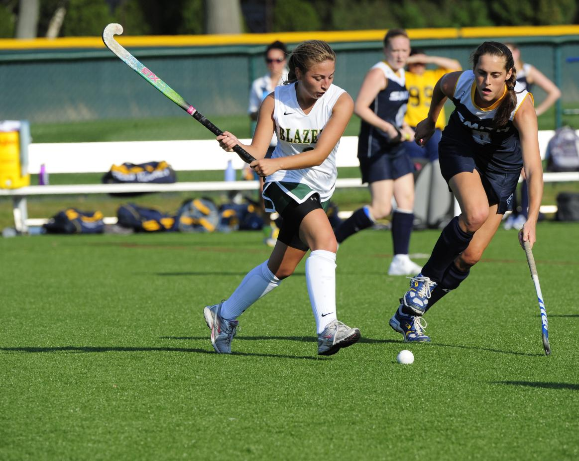 Wheelock College Edges Field Hockey as Time Expires for 1-0 Victory