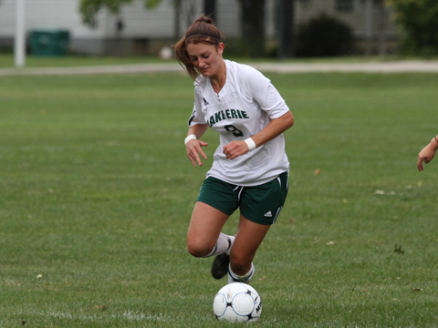 Porter's Goal Not Enough in Loss at Seton Hill