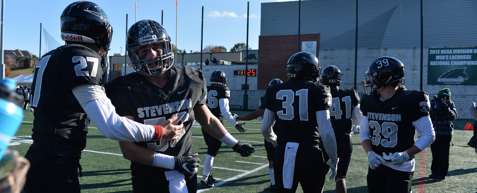 Mustangs Head to Susquehanna for Centennial-MAC Bowl