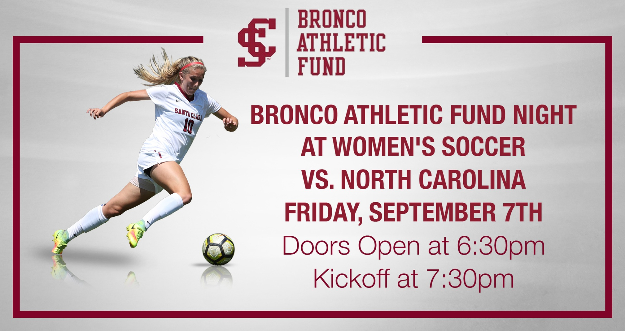 Donor Appreciation Night Set for Friday's Top-25 Women's Soccer Match