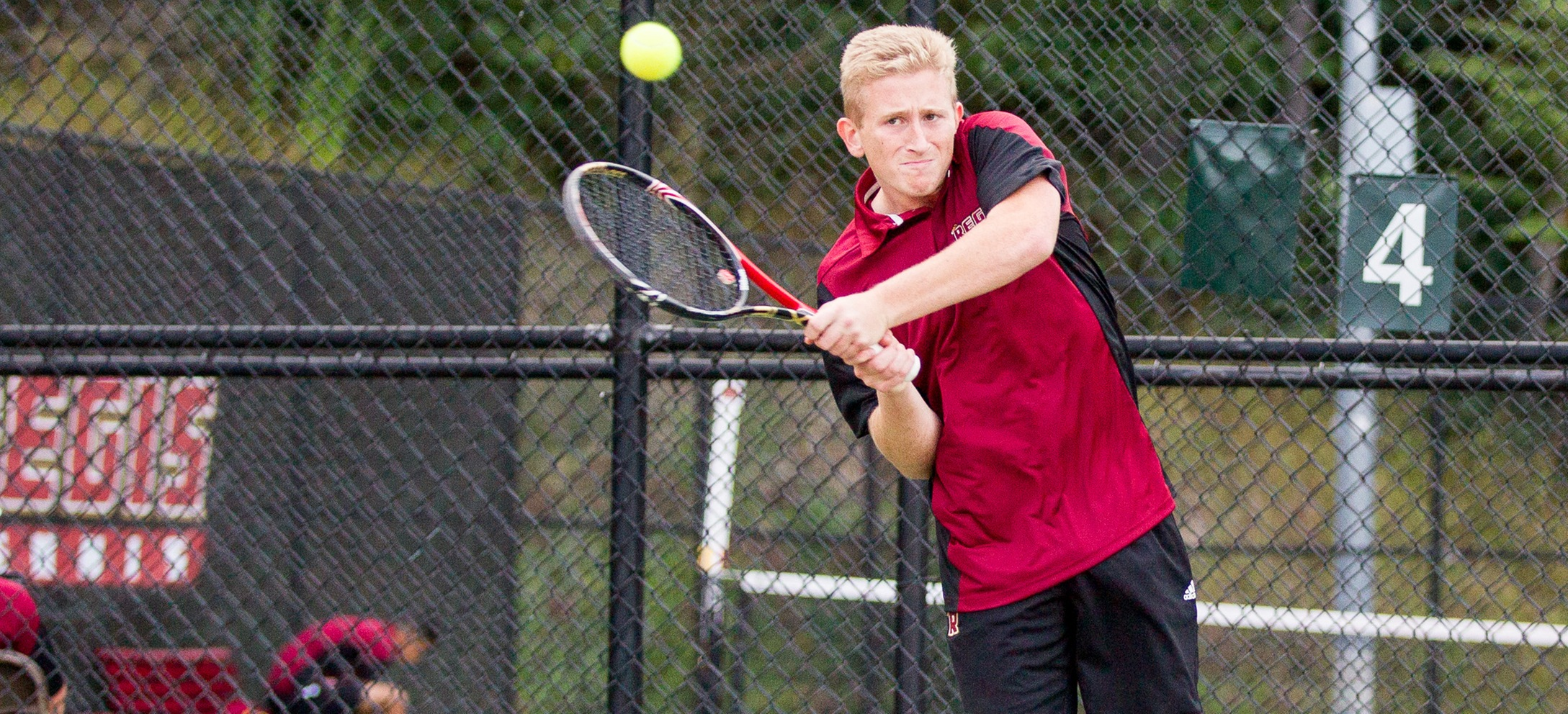 Men's Tennis Tops Suffolk, Remains Perfect In GNAC Play