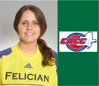 Ademi Shares Two CACC Weekly Honors