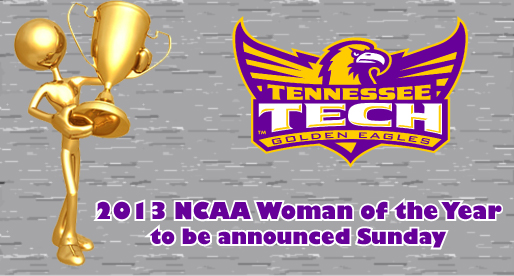 Ten finalists announced for Tech's 2013 NCAA Woman of the Year award
