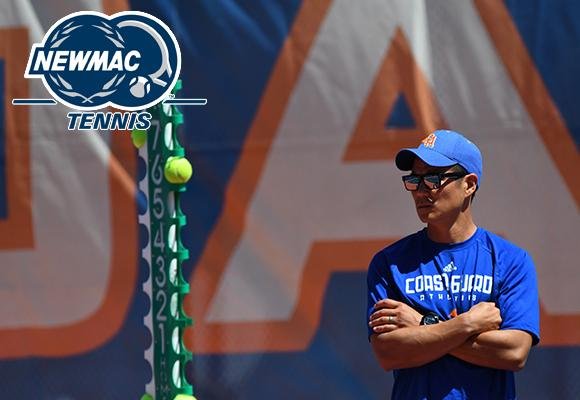 Nakagawa Named NEWMAC Coach of the Year