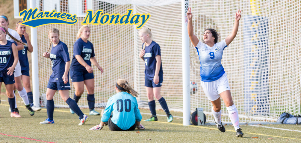 Mariners Monday: Women's Soccer
