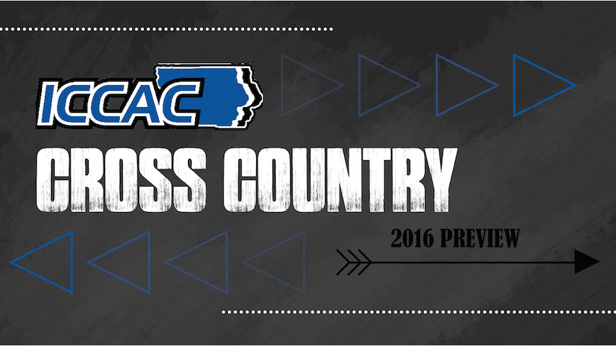 Photo for 2016 ICCAC Cross Country Preview