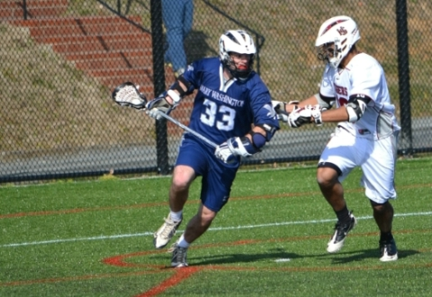 UMW Men's Lax Tops Hood, 12-6