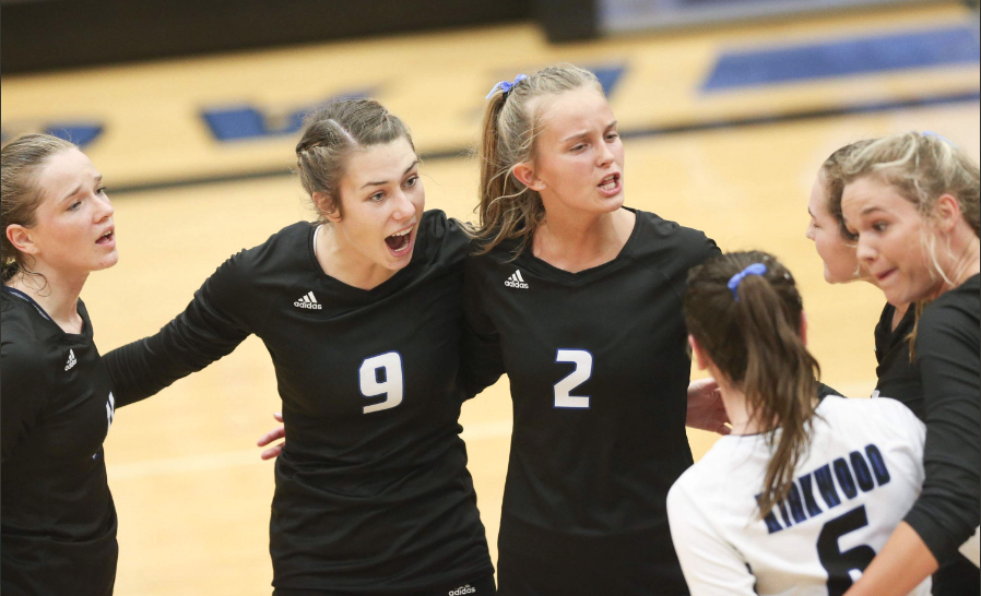 KCC volleyball aiming for 9th at nationals