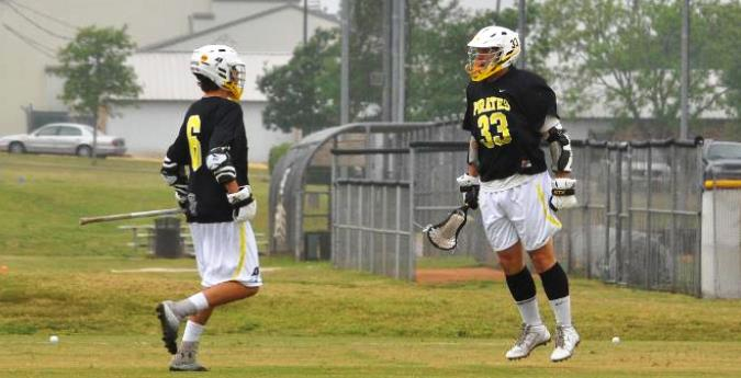 Pirates thrill fans in SCAC Men's Lacrosse Championship