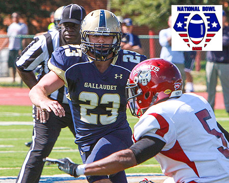 GU's Tom Pangia selected to play in the National Bowl Game in Allentown, Pa., this Sunday