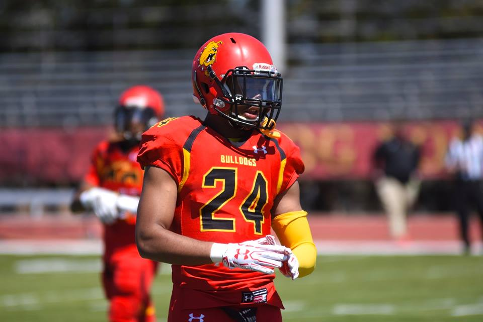 Ferris State Football 2017 Spring Game Photos By Kevin Mcdermott