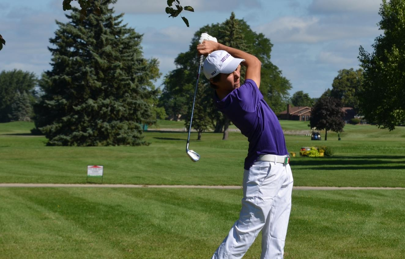 Men's Golf Claims Third Place Finish at the Beaver Fall Classic