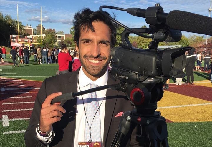 Canadian chosen to participate in FISU Young Reporters' Programme