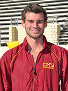 SCIAC Male Athlete of the Week: Blake Weber, Claremont-Mudd-Scripps