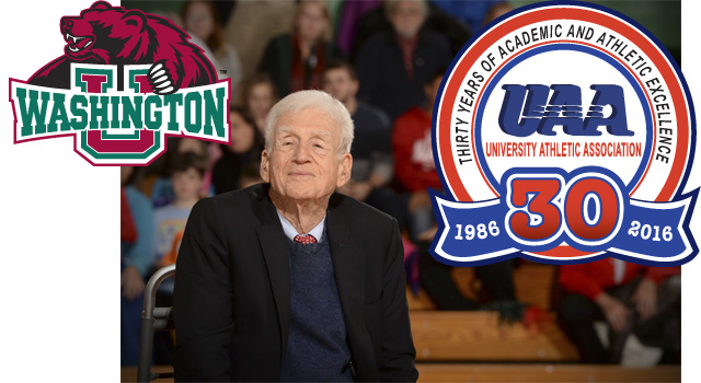 Catching Up With UAA Co-Founder and Washington University Chancellor Emeritus William Danforth