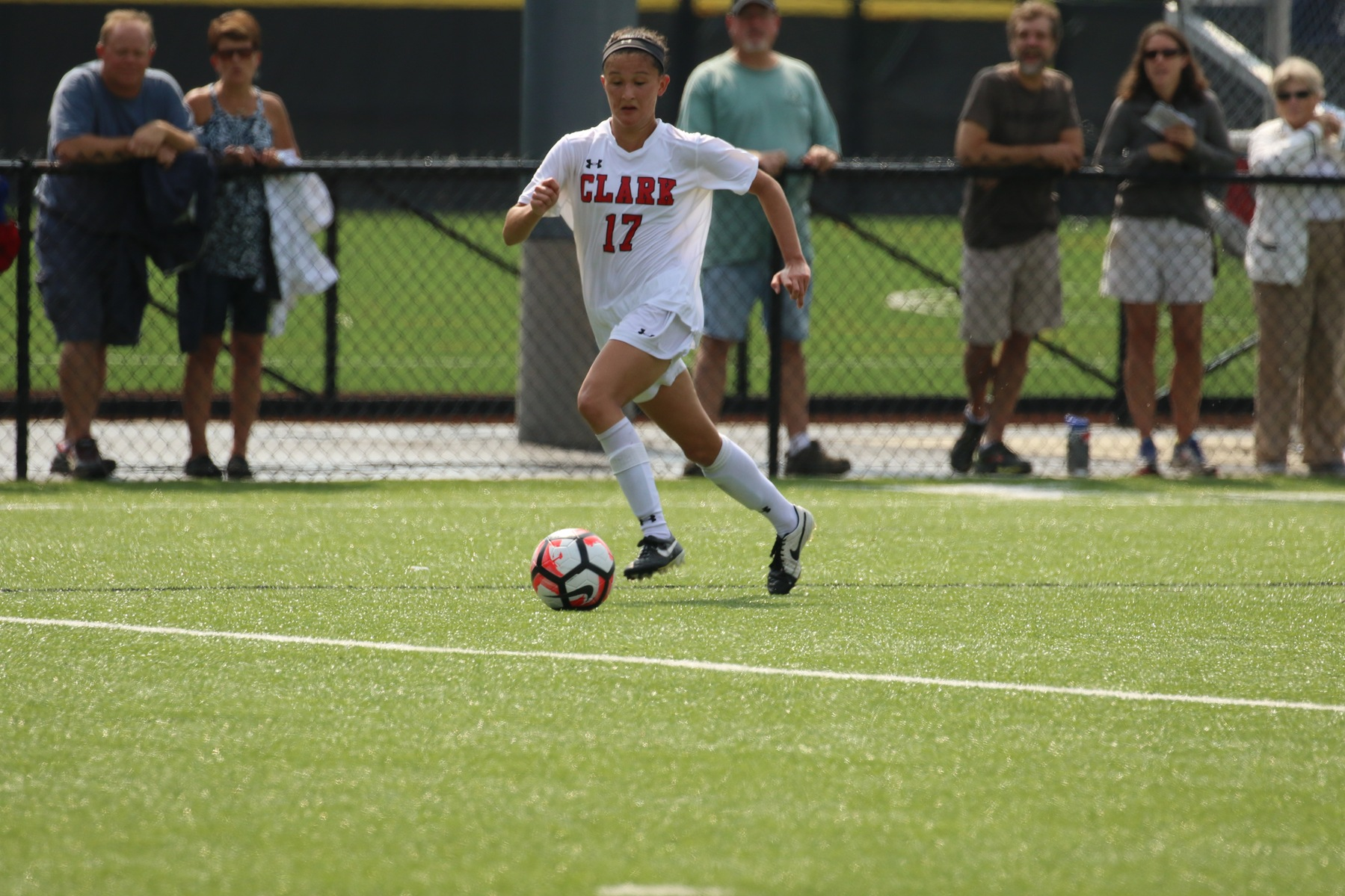 Women's Soccer Opens The Season With 3-0 Win Over Framingham State