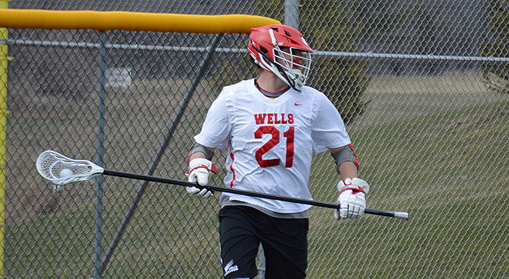 Offense Surges As Men's Lacrosse Wins At Keystone