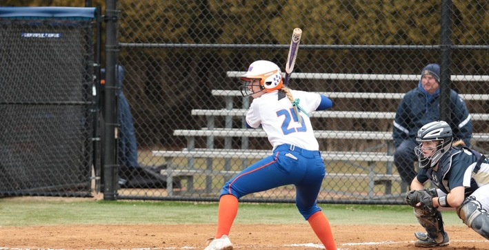 Softball hits way to Saturday sweep over Alverno