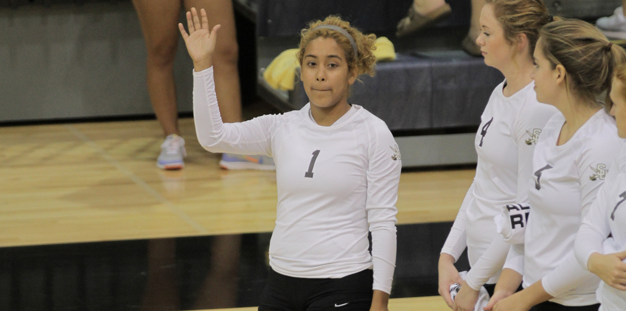 Brandi Campos, Southwestern University, Defensive Co-Player of the Week (Week 6)