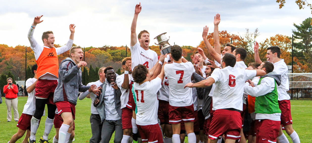 NCAA BOUND: Men's Soccer to Battle Tufts In NCAA Championship Tournament First Round