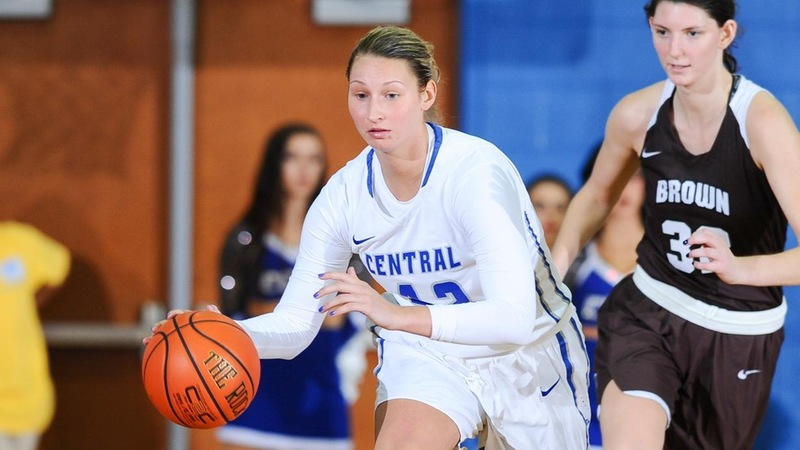 Women's Basketball Falls at Hartford Wednesday