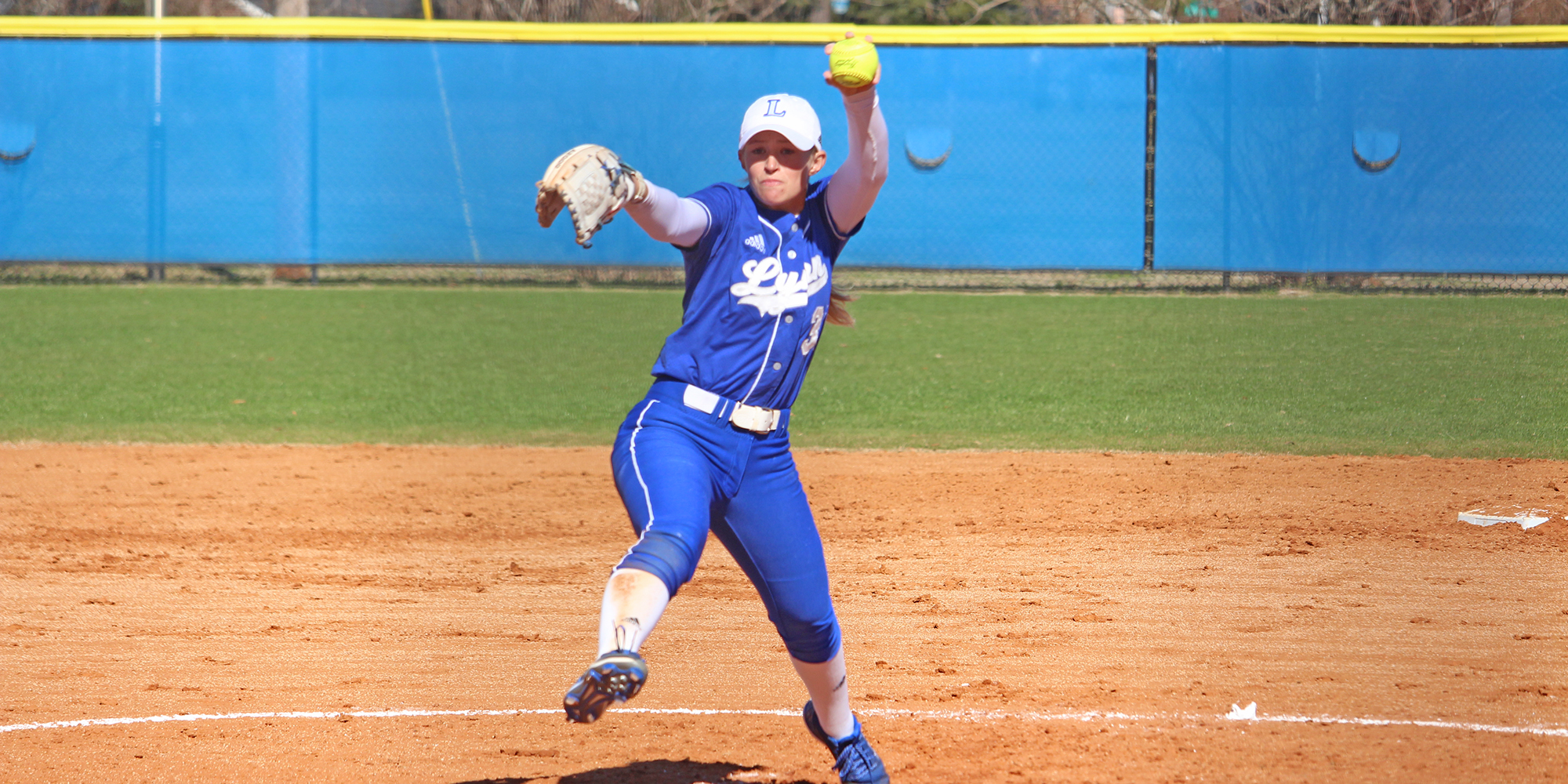 Softball Stymied by Tampa