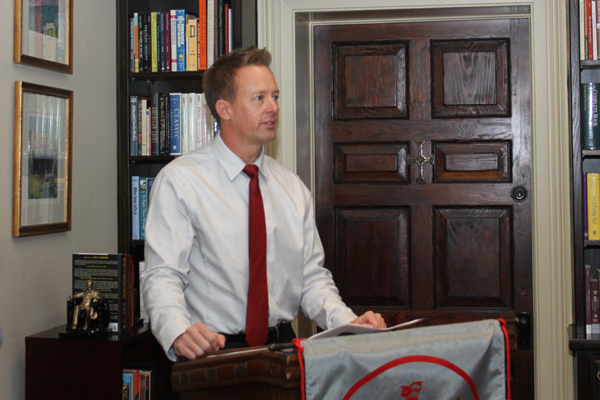 Schreyer returns to lead Huntingdon golf program