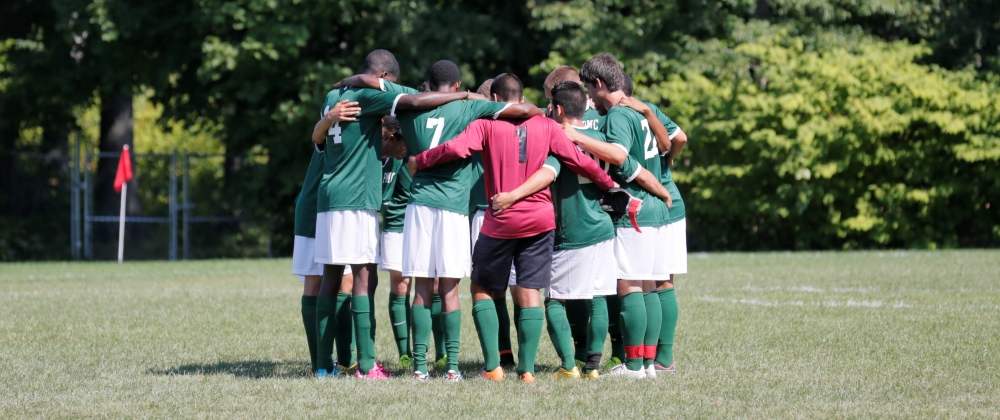 Men's Soccer drops to Daniel Webster