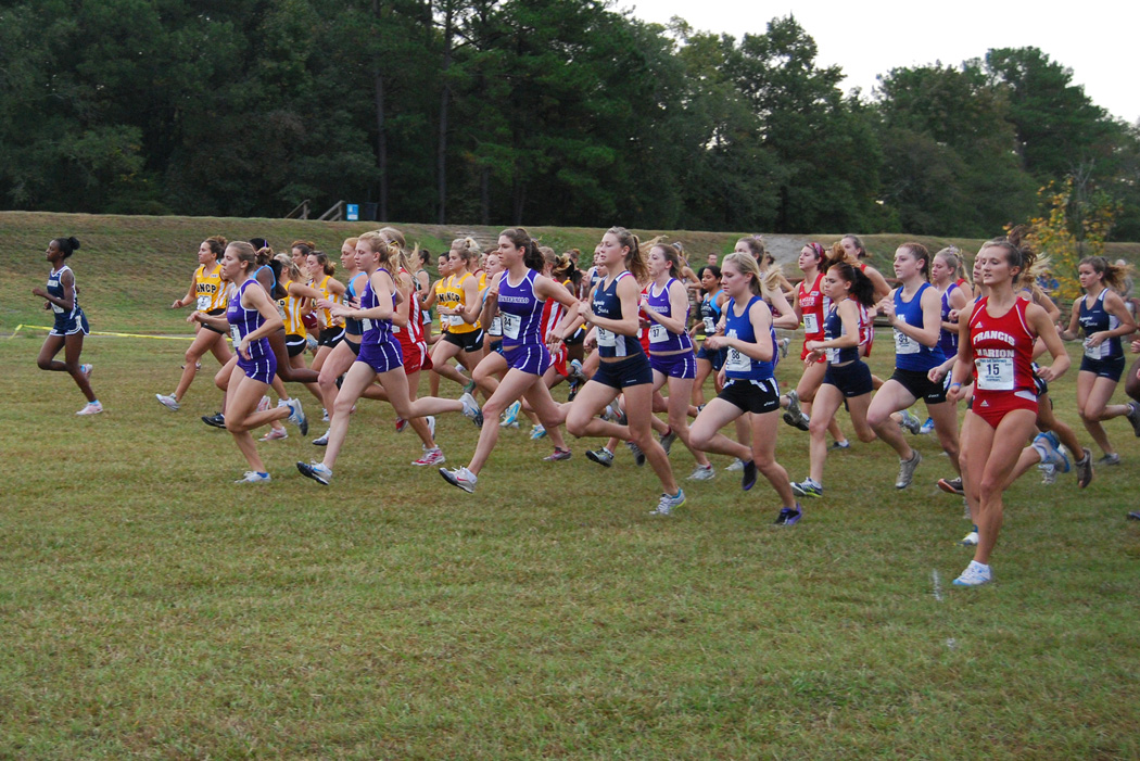 Lady Hurricanes' season ends at conference meet