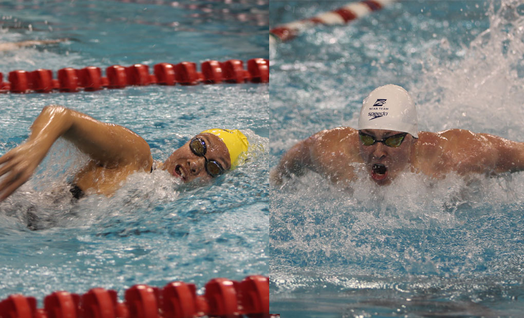 Cindy Cheng, Oliver Smith Tabbed as UAA Swimmers of the Week