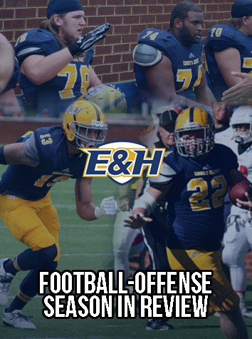Emory & Henry Football – Offensive Season In Review
