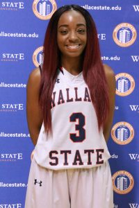 Bullock of Wallace State named Player of the Week