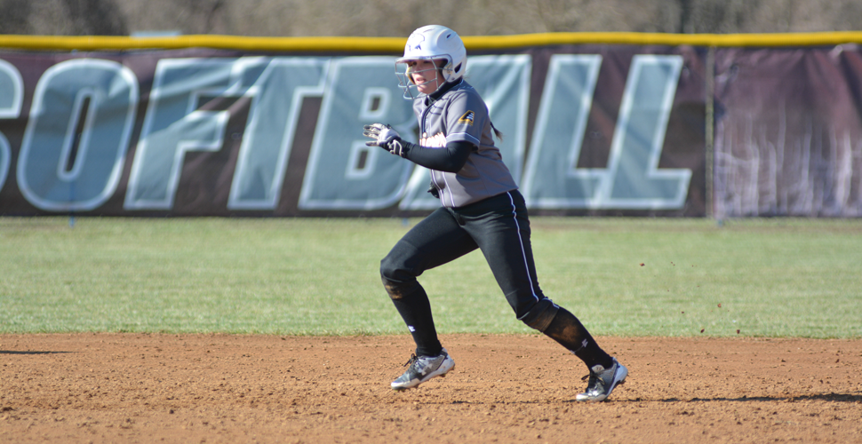 Binghamton Sweeps Saturday Softball Doubleheader at UMBC