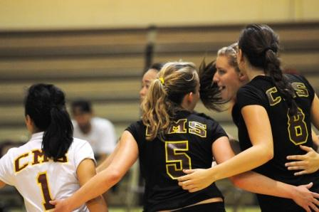 Athenas Sweep at Chapman
