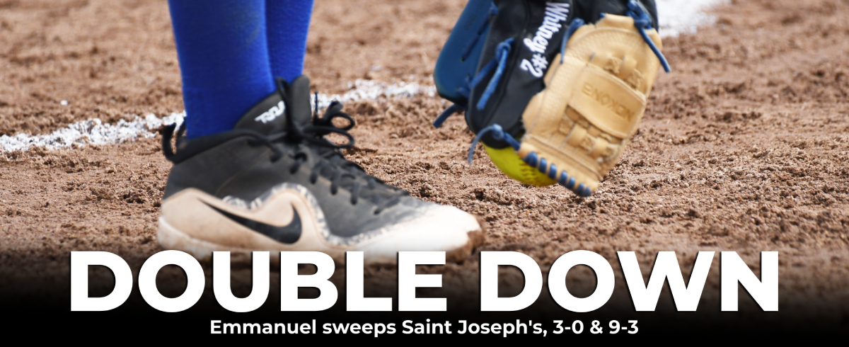 Saints Sweep Monks, 3-0 & 9-3