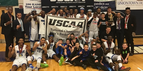 Berkeley Wins Third Straight USCAA National Championship to Complete Undefeated Season